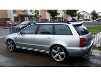 ☆☆PRICE DROP☆☆Audi A4 B5 avant S4 replica 1.8 20valve Turbo