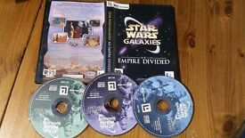 Star Wars Galaxies PC Complete and in good condition