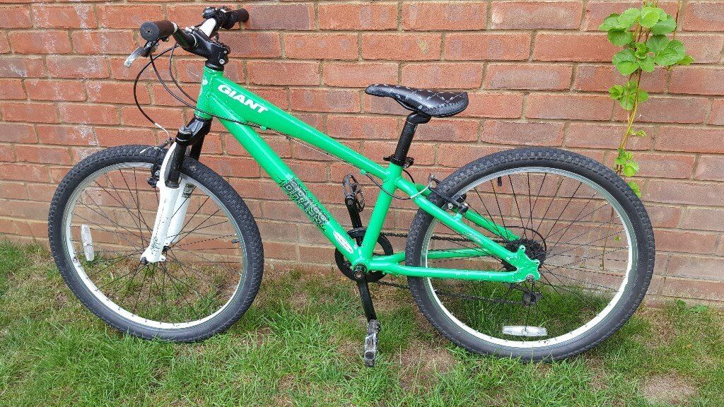 Giant Brass 24 Mtb Mountain Bike Suit 8 12 Year Old In Rushmere