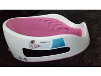 Angelcare baby girl bath support