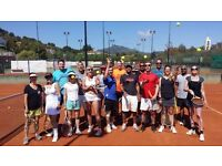 Escorted Tennis trips to Spain for adults