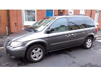 CHRYSLER VOYAGER 2.8 CRD 7 SEATER EXECUTIVE