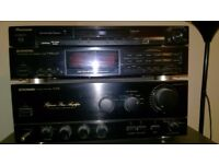 For sale. Pioneer F-204RDS AM/FM Digital Synthesizer Tuner