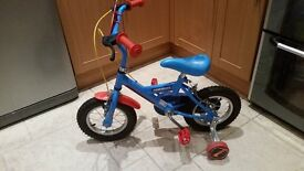 Thomas-the-tank-engine-kids-bike