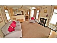 STUNNING PRE-OWNED STATIC CARAVAN ON NORTH EAST COAST, SITE FEES INCLUDED UNTIL 2019.