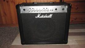 for sale.marshall mg30cfx guitar combo