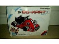 Inflatable wii go karts for wii.