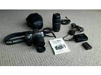 Canon EOS 300D Digital SLR camera kit