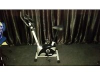 Jll fitness excercise bike used twice