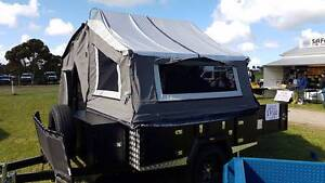 3 Only $7899 Indep-Suspension Ranger Commando Off-Road Camper Pooraka Salisbury Area Preview