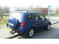 2004 Toyota rav4 2.2 d-4d great runner tidy car bargain price