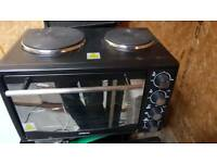 Counter top cooker