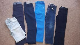 Boys trousers in excellent condition age 6-7