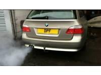 BMW 118d 120D 320D 520d 525d 530d Fault DPF Filter Clean Regen