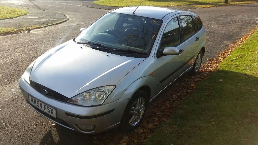 2005 Ford Focus Zetec 1.6 Petrol, Manual, TOW BAR, FULL Service History, 1 Year Mot