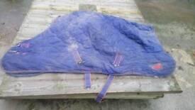 Masta light weight stable rug 5'3''