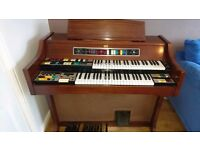 Lowrey Electronic Vintage Organ Inc Holiday console