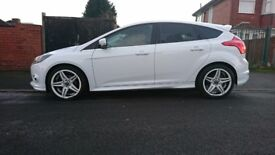 18 inch 5x108 alloy wheels . Ford focus,mondeo,c max, volvo, jaguar,