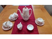 Royal Adderley 15 piece vintage coffee set - absolutely unmarked