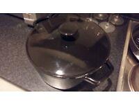 Casserole Pot Cast Iron - Sainsburys