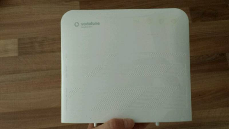 vodafone internet router wlan in n rnberg oststadt ebay kleinanzeigen. Black Bedroom Furniture Sets. Home Design Ideas