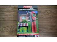 Infrared Thermomenter powerfix new