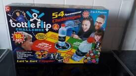 Bottle flip game