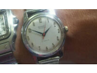 Vintage SWISS military Ronet watch mechanical