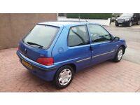 Peugeot 106 3 door
