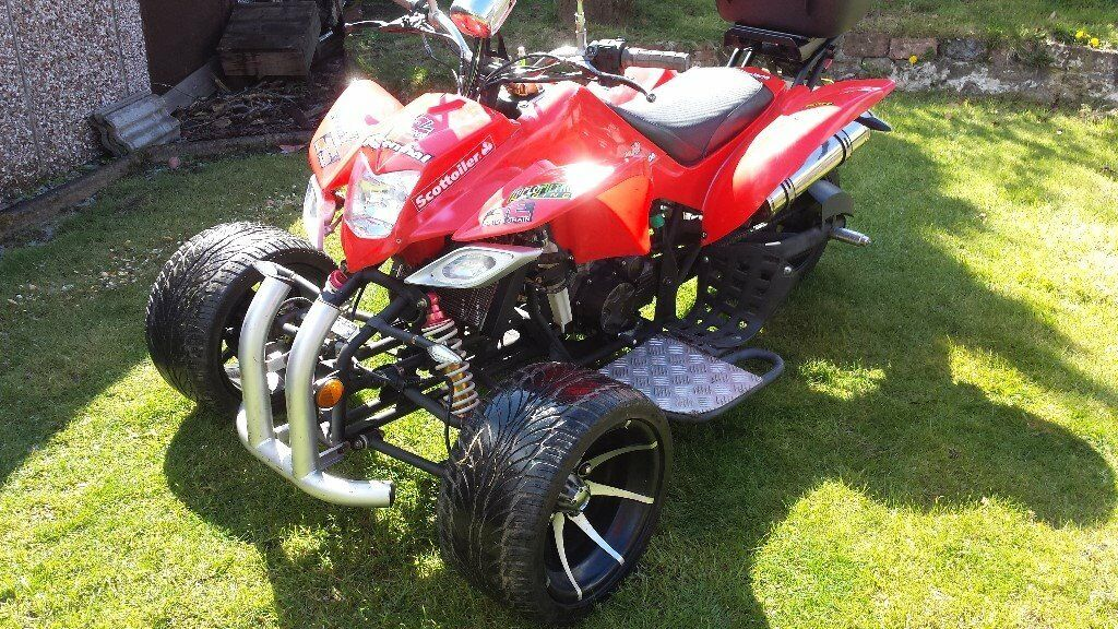 JINLING 250CC REVERSE TRIKE LATE 2011 NOT A QUAD WITH