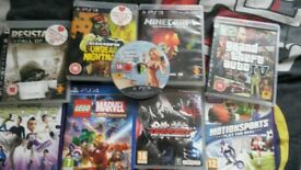 ps3 games one ps4 game