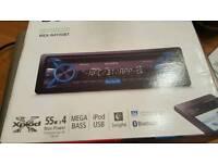 Sony Bluetooth car stereo