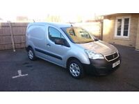 Peugeot Partner Professional Blue HDI (Top spec.) 66 Plate Silver 6000 miles only, No loads carried