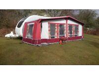 Caravan awning 1025_1050cm dorema size 16