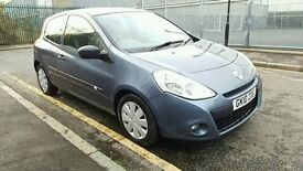 Renault Clio Extreme 2010 year with low mileage