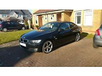 BMW 3 Series Coupe 320d SE (177 bhp) 2.0 2dr 12 months service and mot