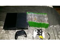 Xbox One with 20 games
