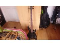 Bass Guitar for Sale (5 string) - Ibanez Ergodyn EDC705 [Defect with volume knob, works fine]