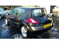 05 Renault Megane for breaking parts spares