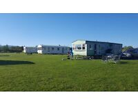 3 bedroom Caravan for holiday let in quiet site in Benderloch, near Oban