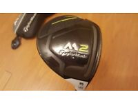 2017 Taylormade M2 5 Wood