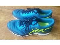 Asics Gel Zaraca 4 Mens Running Shoes - Blue