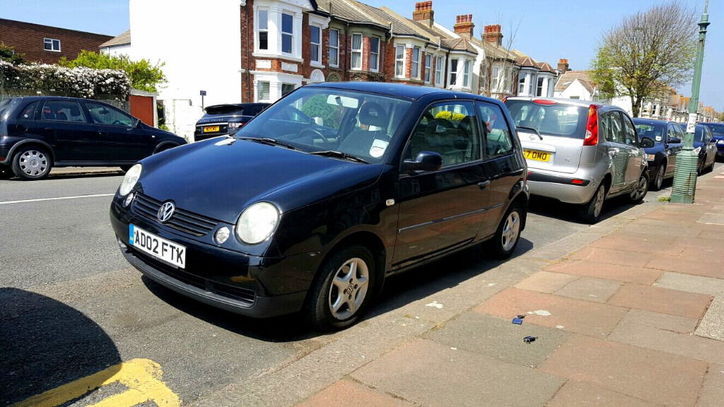 Vw LUPO 1.4 - 12 months Mot - great first car - cheap to insure