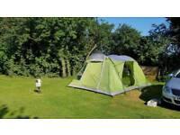 Vango Davinci/icarus 500 5 Berth Tent