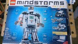 Lego Mindstorm NXT 2.0 whole set