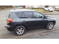 Graphite Grey Rav 4. 2.0 XT -R 5dr petrol . 12 Months MOT. In excellent condition