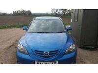 Mazda 3 Sport 2L Petrol