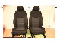 Bmw e90 pre lci cloth seats and door cards ( no trimmings included)