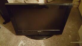 Black 26 inch tv