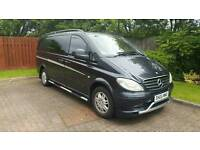 Mercedes vito dueliner 115 long 2001